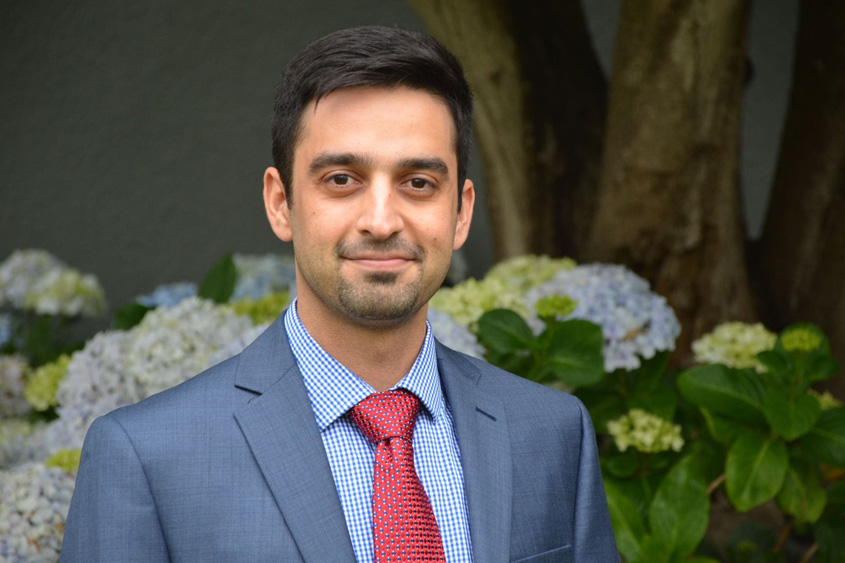 Computer Engineering faculty Nima Karimian.