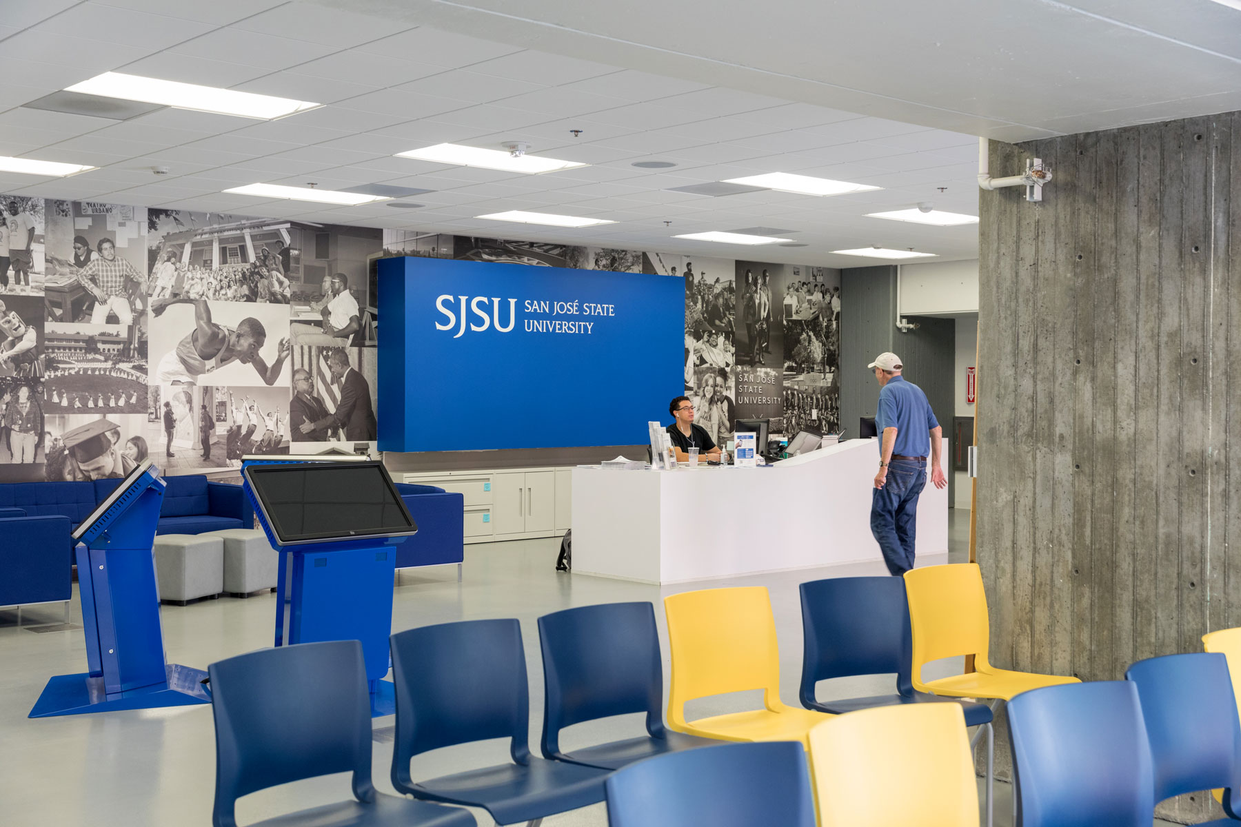SJSU Welcome Center