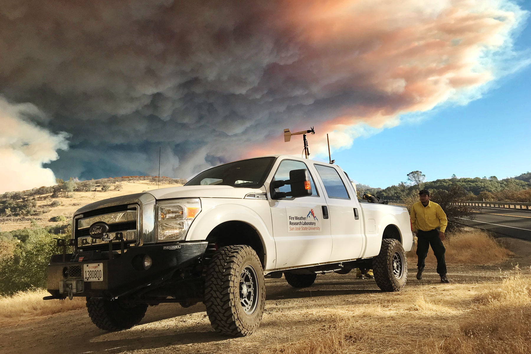 Fire Weather Research