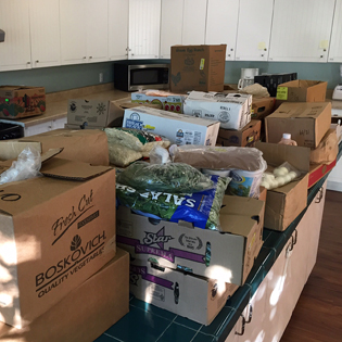 Food Donations Image