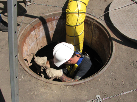 Confined Space Entry Safety Training