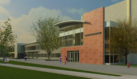 SPX Renovation Rendering