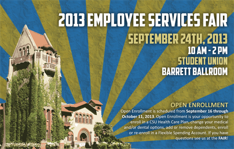 Employee Services Fair