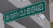 On Fourth Cold Beverages
