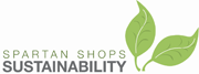 Spartan Shops Sustainability Logo