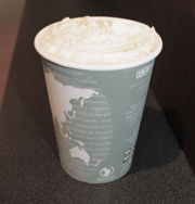 Market Cafe-White Hot Chocolate