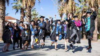 San José State University ranks No. 1 in Money's Most Transformative Colleges list for 2020. Photo: David Schmitz