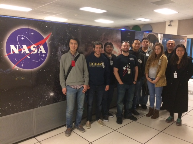 NASA Supercomputing Tour