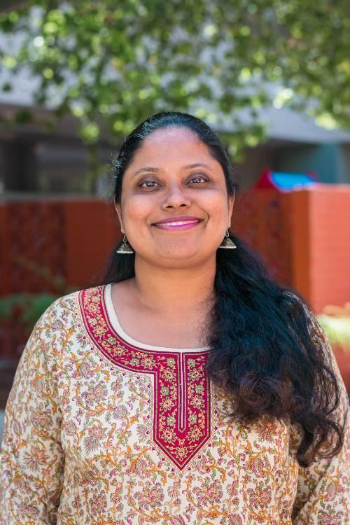 Radha Aravamudhan