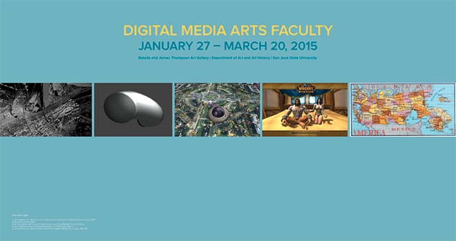 Digital Media Arts Faculty