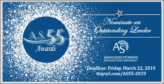AS 55 nominations are open now!