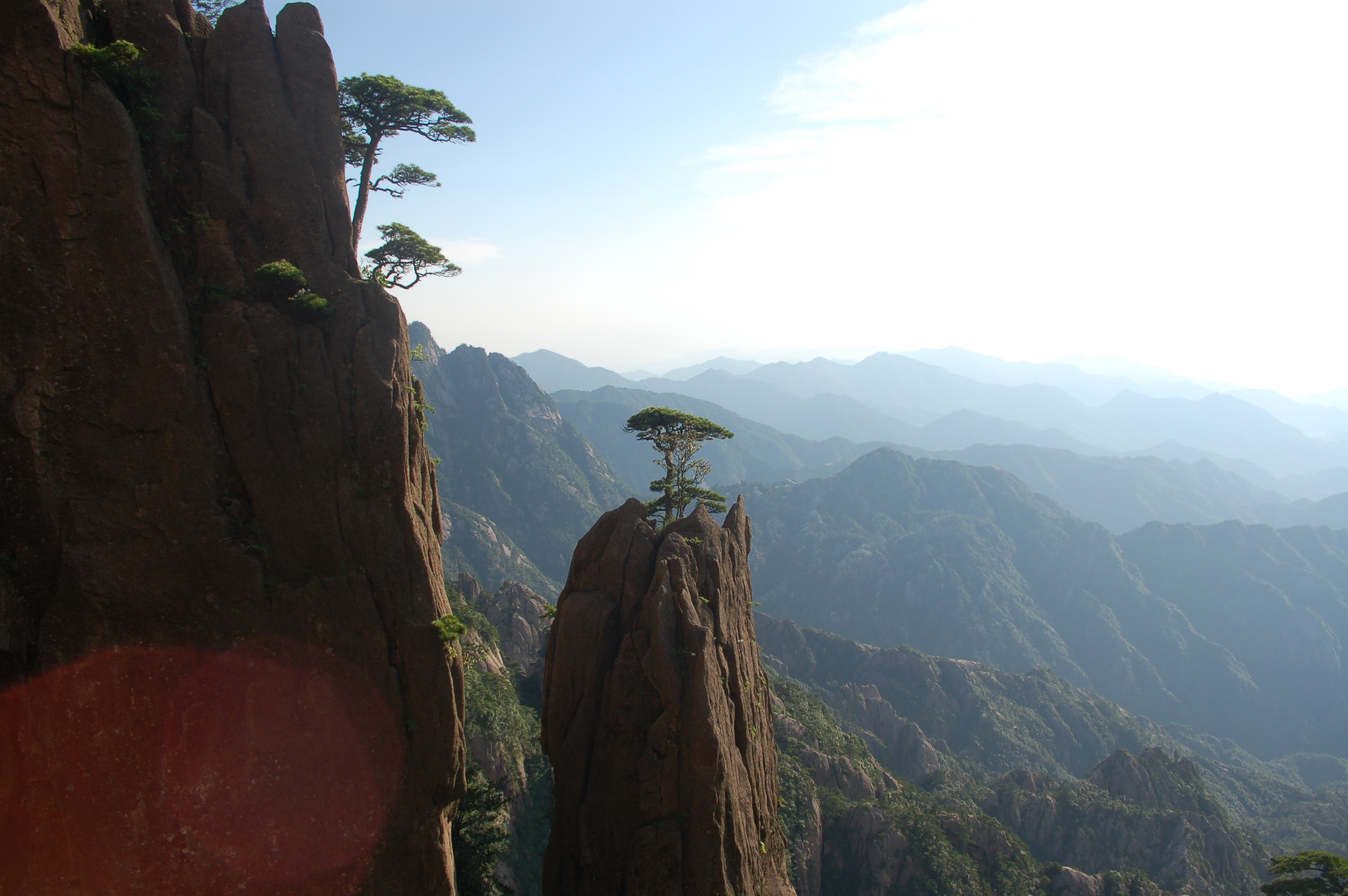 Huang Shan National Park