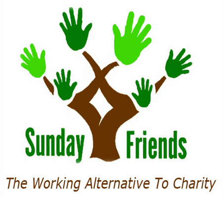 Sunday Friends the working alternative to charity
