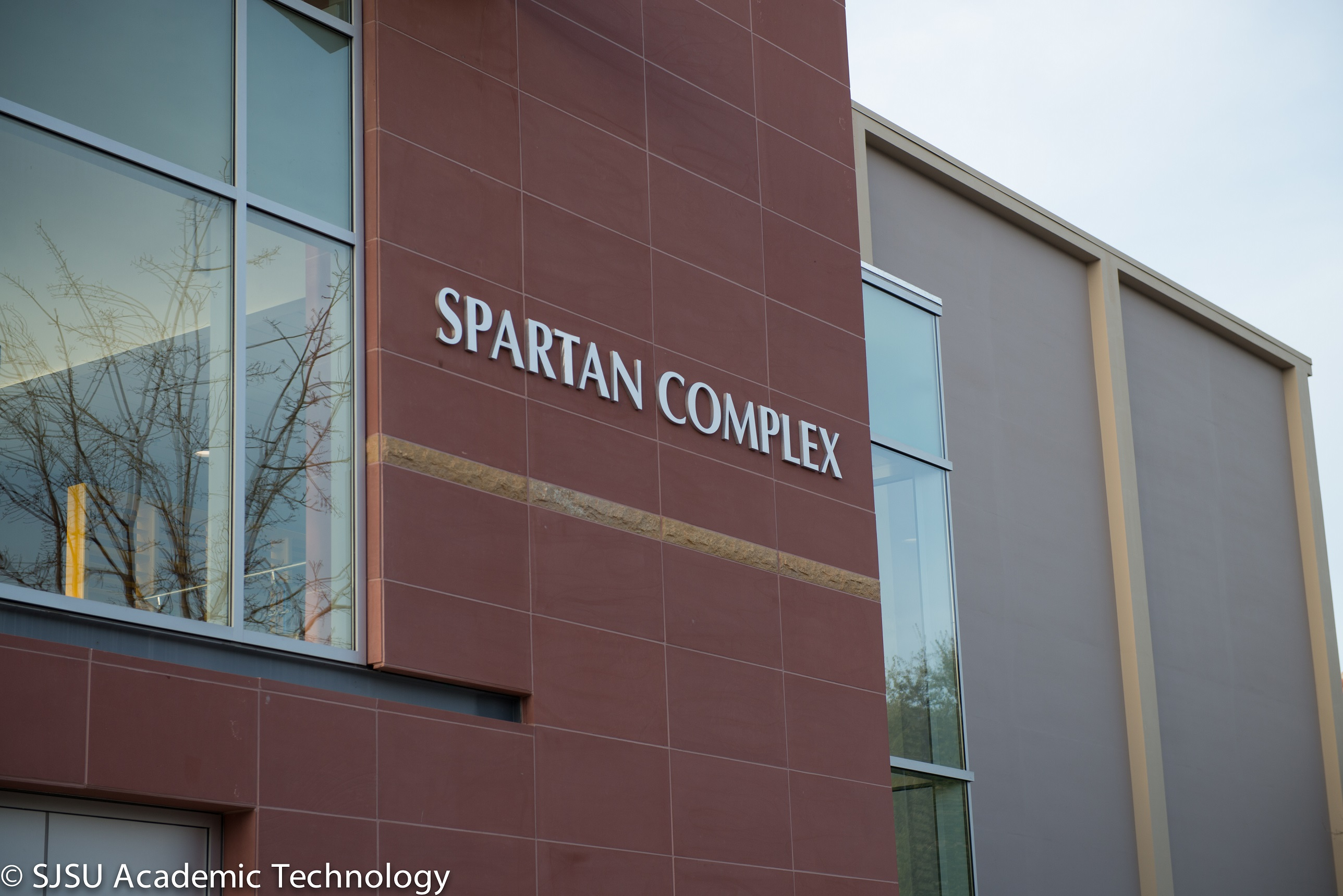 College of Health and Human Sciences Spartan Complex