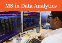 MA in Data Analytics