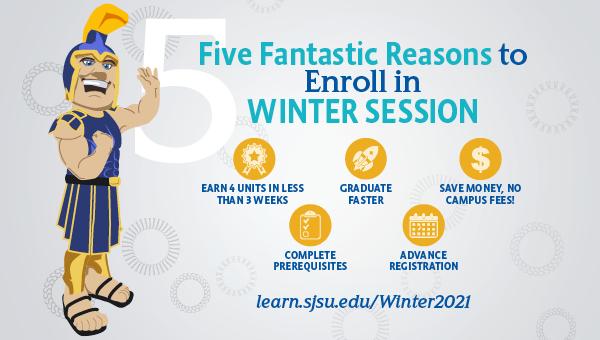 Five Fantastic Reasons
