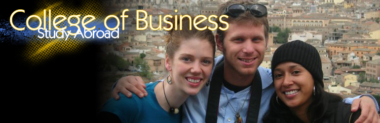 College of Business Study Abroad News