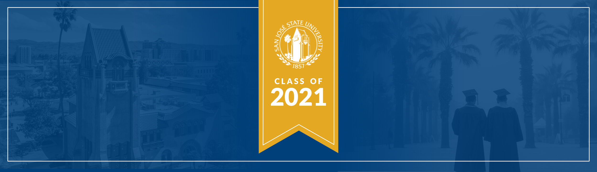 Hero image for Fall 2021 commencement