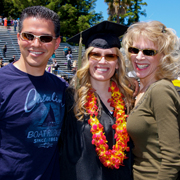 sjsu graduate with parents