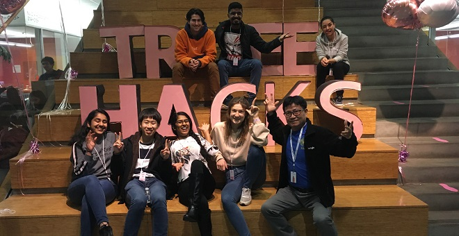TreeHacks Coding Competition photo