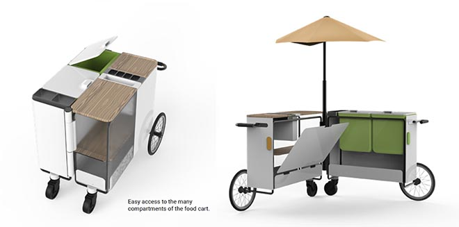 Prototype Food Cart