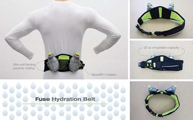 Prototype Exercise Belt