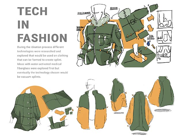 Technology Infused Jacket