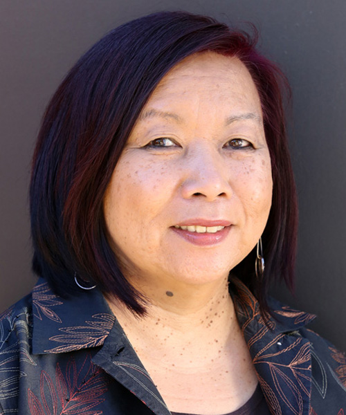 Dr. Kathleen Wong(Lau), Chief Diversity Officer.