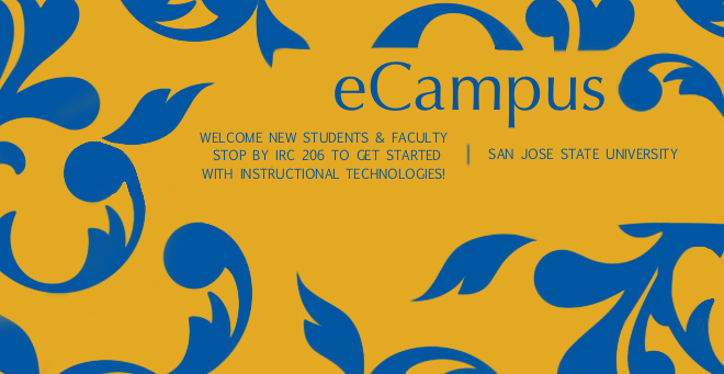 ecampus welcome banner