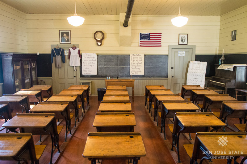 Alumni Board One Room Schoolhouse Initiative