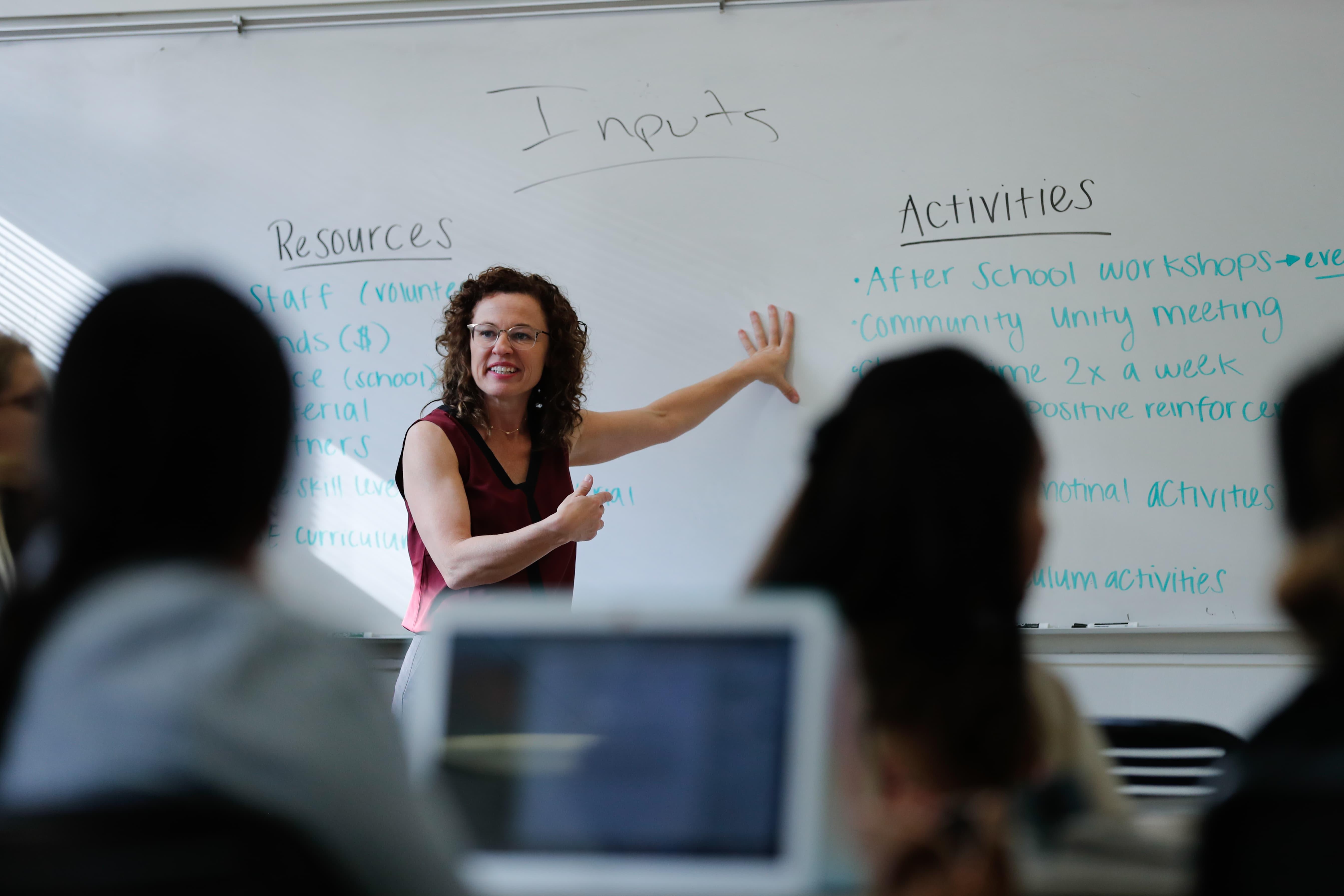 Ellen Middaugh Class