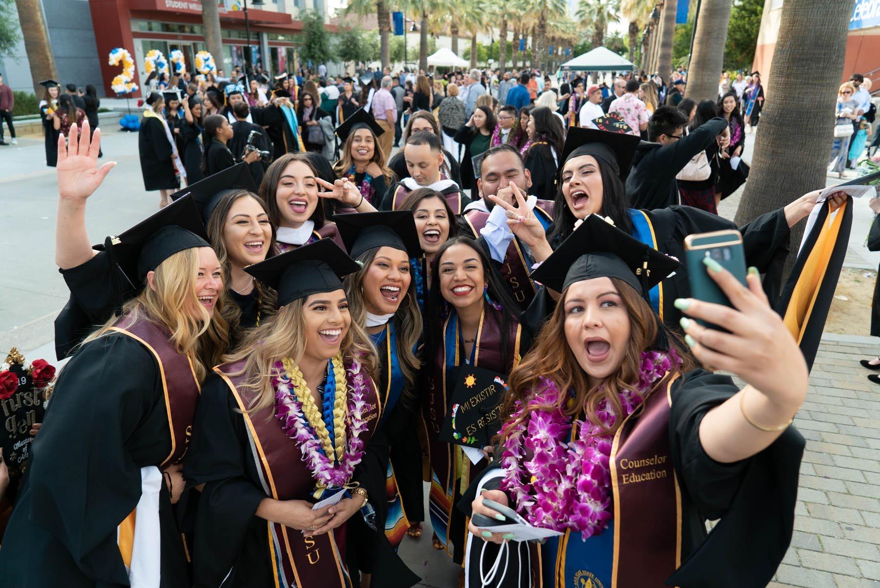 Commencement Graduation New Alumni