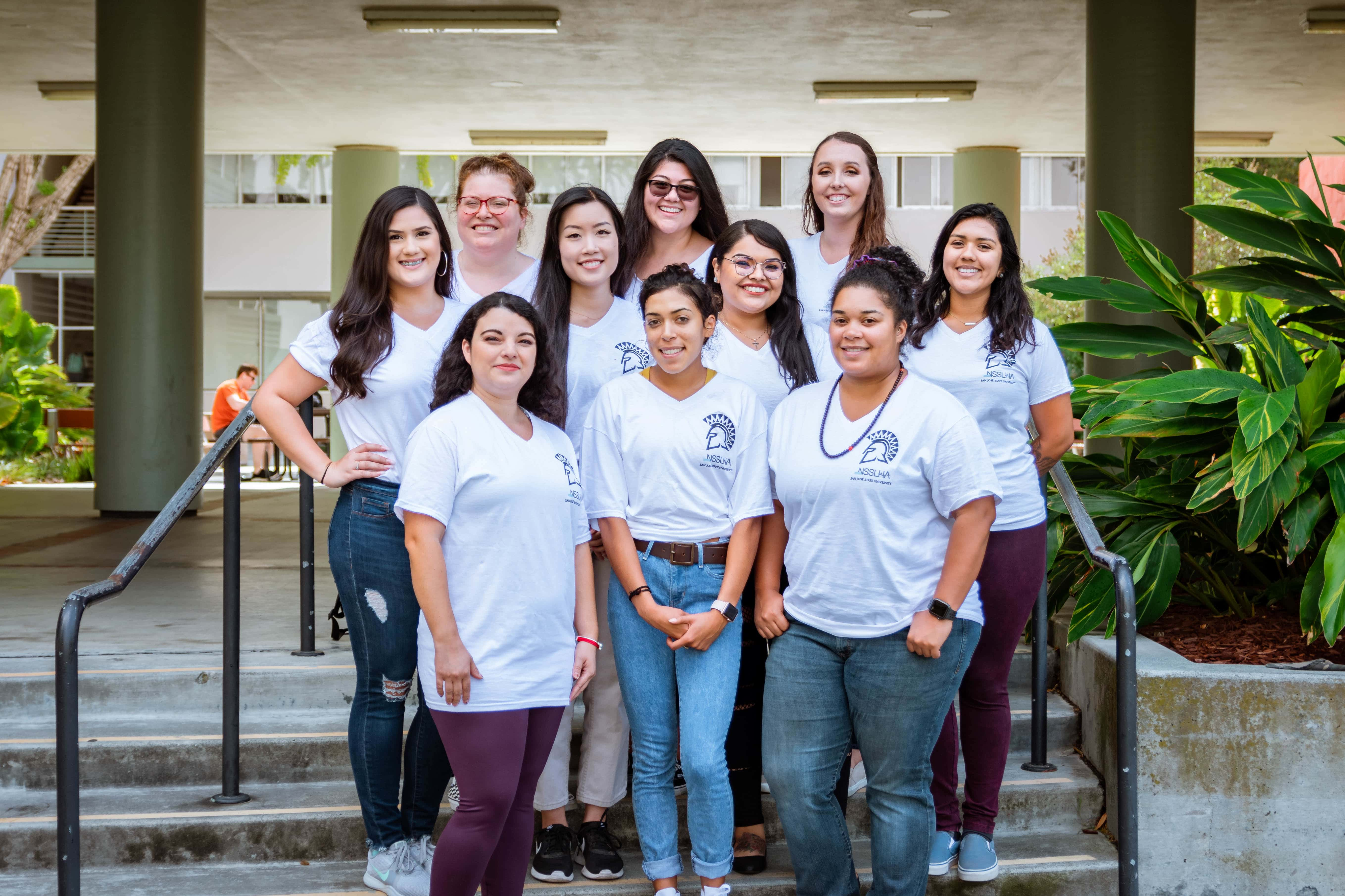 Communicative Disorders and Sciences Department NSSLHA Chapter