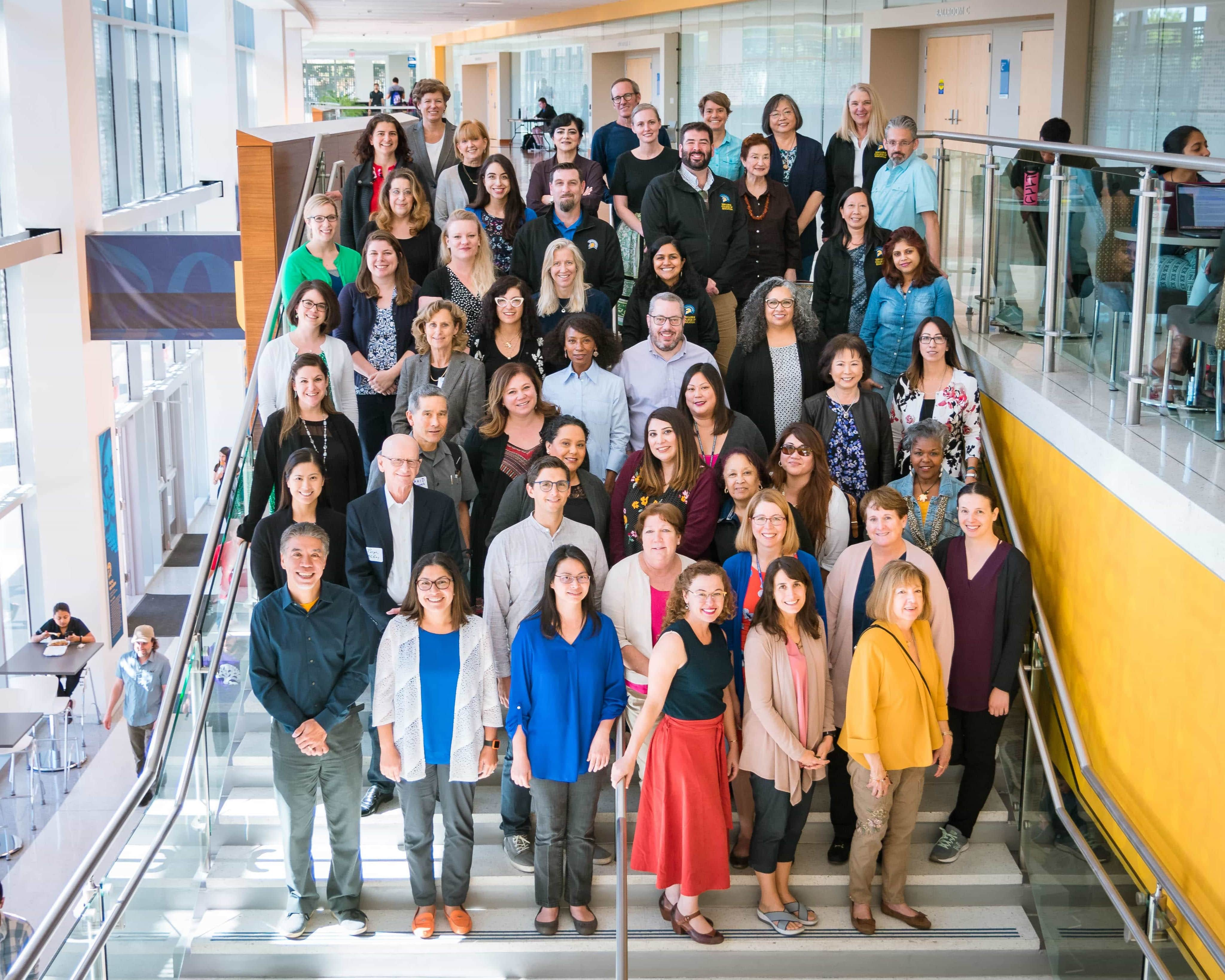 Lurie College Faculty and Staff Group Photo