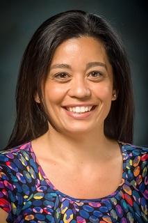 SJSU Lurie College of Education Student Success Center Director Janene Perez