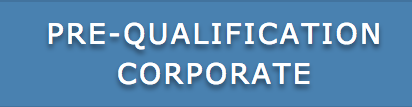 corporate program pre-qualification form