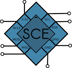 Software and Computer Engineering Society (SCE) logo