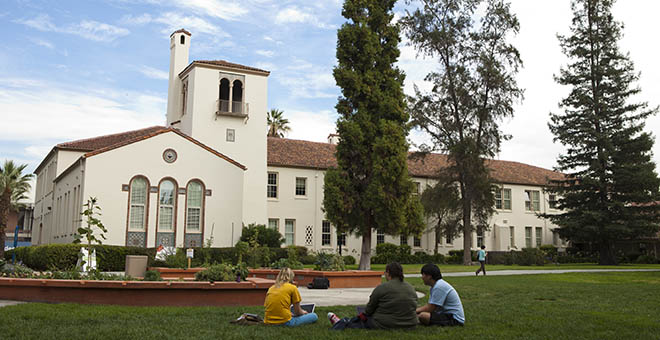creative writing major colleges in california