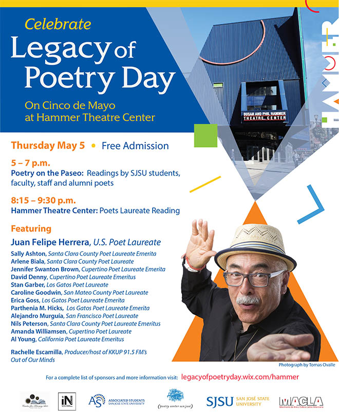 Legacy of Poetry Day 2016