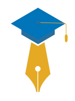 English Graduate Newsletter Logo