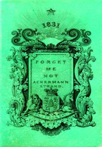 """Book cover of Harris's """"Forget me Not""""."""