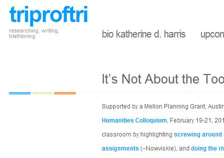 Katherine Harris's Website