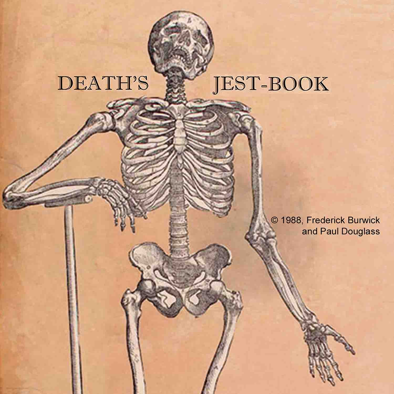 Thomas Lovell Beddoes death jest book