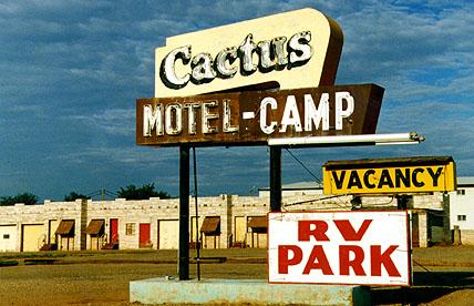Motel Americana New Mexico Sites