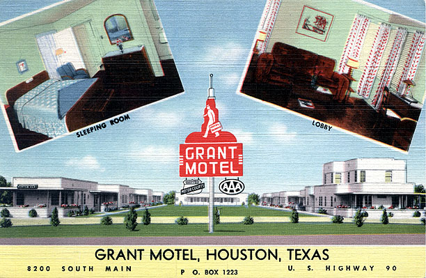 Motel  Houston Tx
