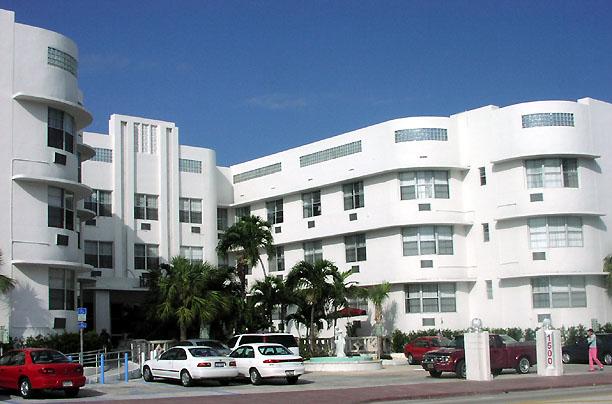 Haddon Hall Miami Beach Florida Deco