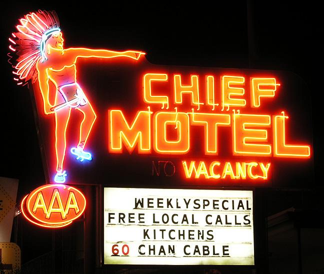 Various - Americana Motel