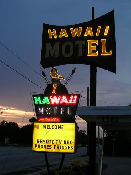 Motel Americana Florida