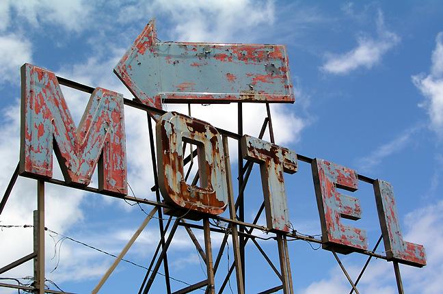 Motel Americana Mississippi