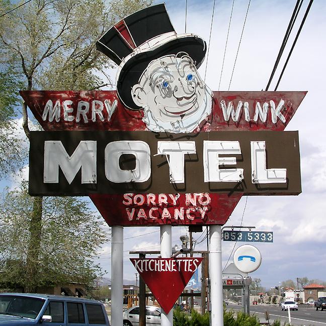 Motel Americana Nevada